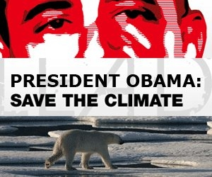 Tell President Obama it's Time to Sign a Fair, Ambitious, and Binding Climate Treaty!