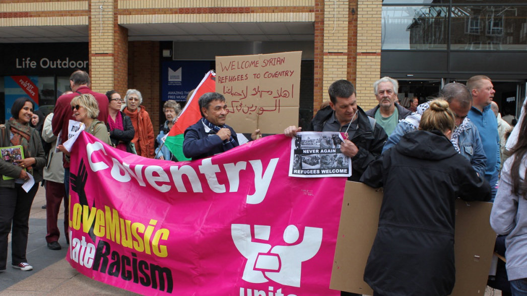 Petition · Coventry City Council: Coventry United Against ...