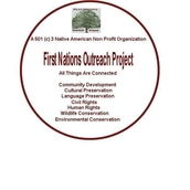 FIRST NATIONS OUTREACH PROJECT