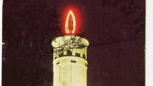 "Victoria City Council: Re-light the ""flame"" on the top of the Rockland Water Tower"