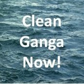 Clean Ganga Now