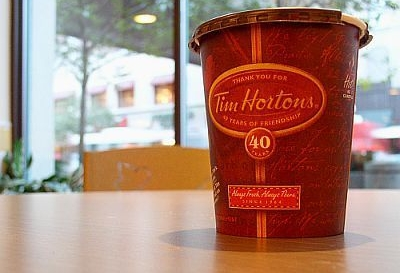 Urge Tim Hortons to Stop Supporting Anti-LGBT Group