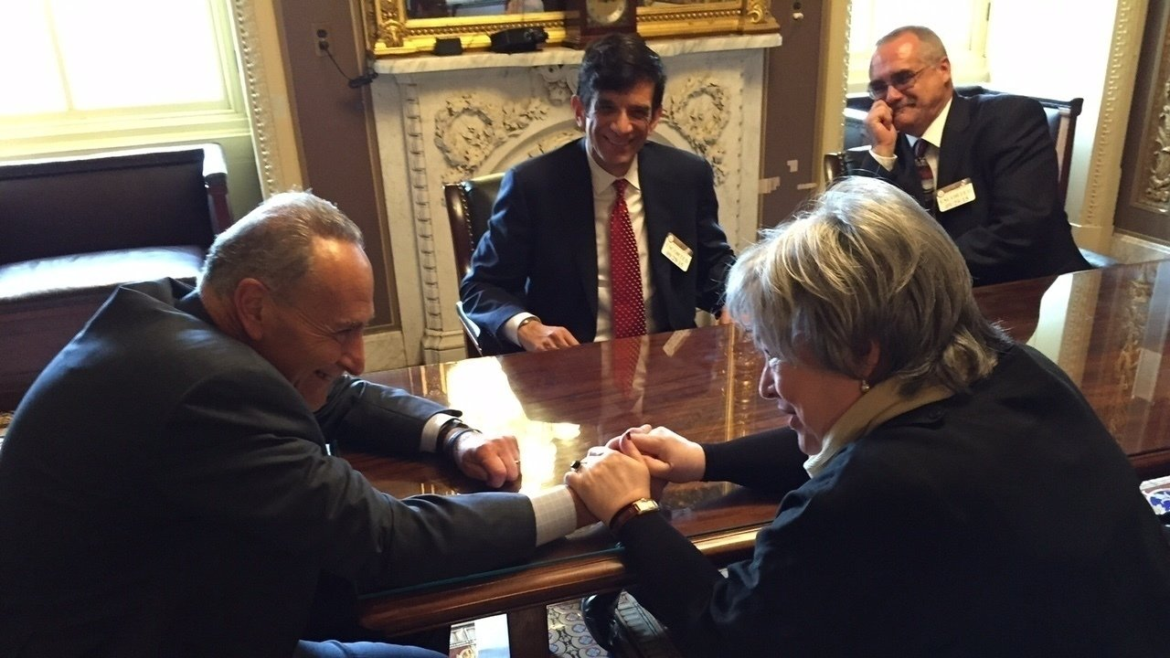 Demand U.S. Senate approve $70M NIH funding for lymphedema and lymphatic disease research