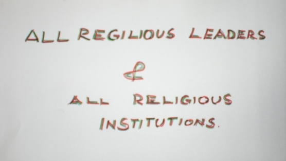 Social responsibilities of religious leaders!