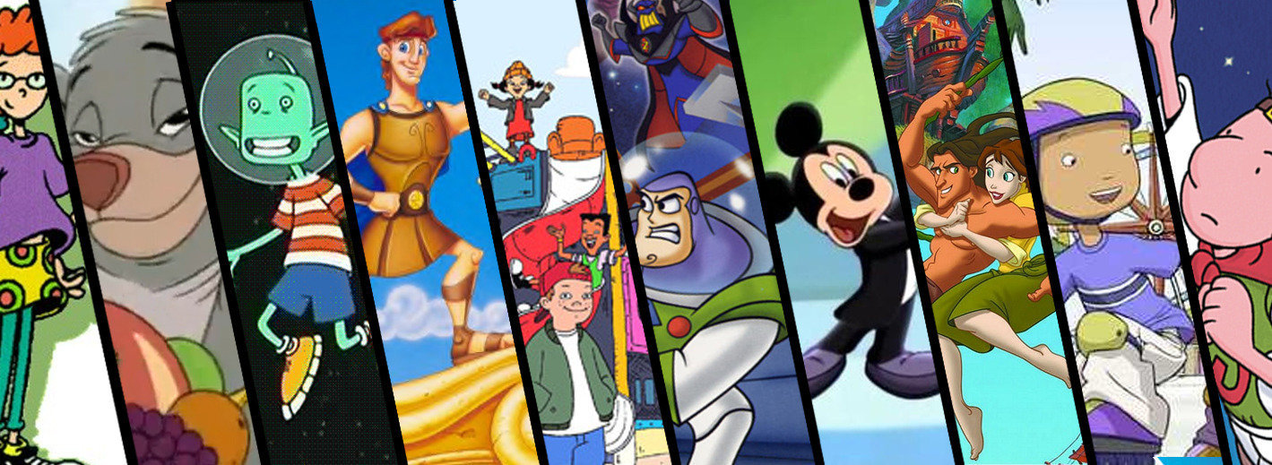 Cartoon Characters From The 00 S : Petition · walt disney home entertainment release the