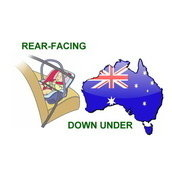 Rear-Facing Down Under