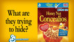 General Mills, Kellogg's, PepsiCo, and Coca-Cola: Support Mandatory FDA labeling of GMOs!