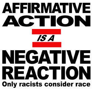 Affirmative action argumentative essay