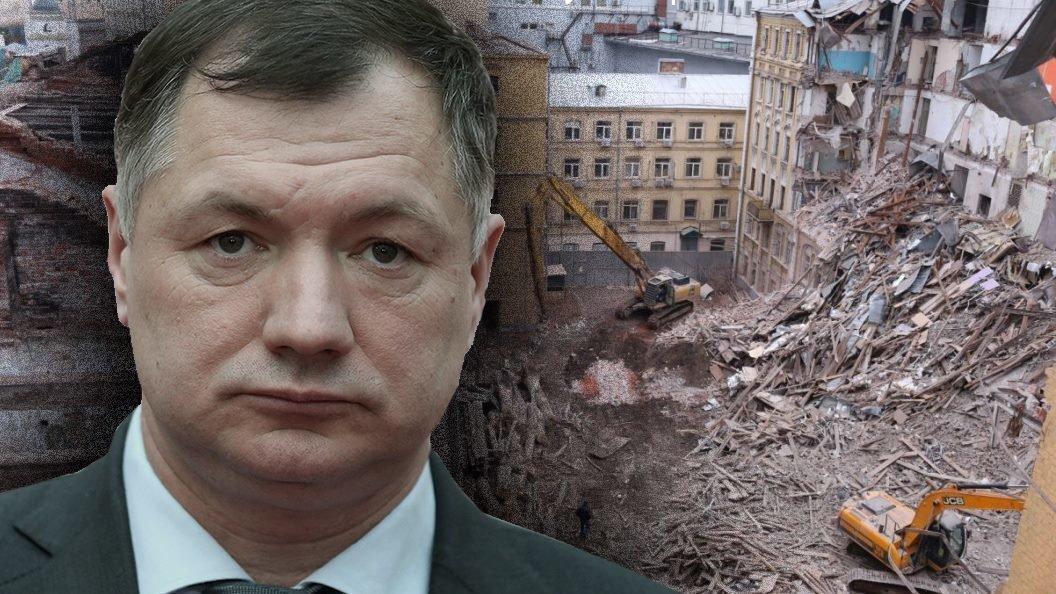Отстранить московских чиновников от руководства градостроительной политикой!