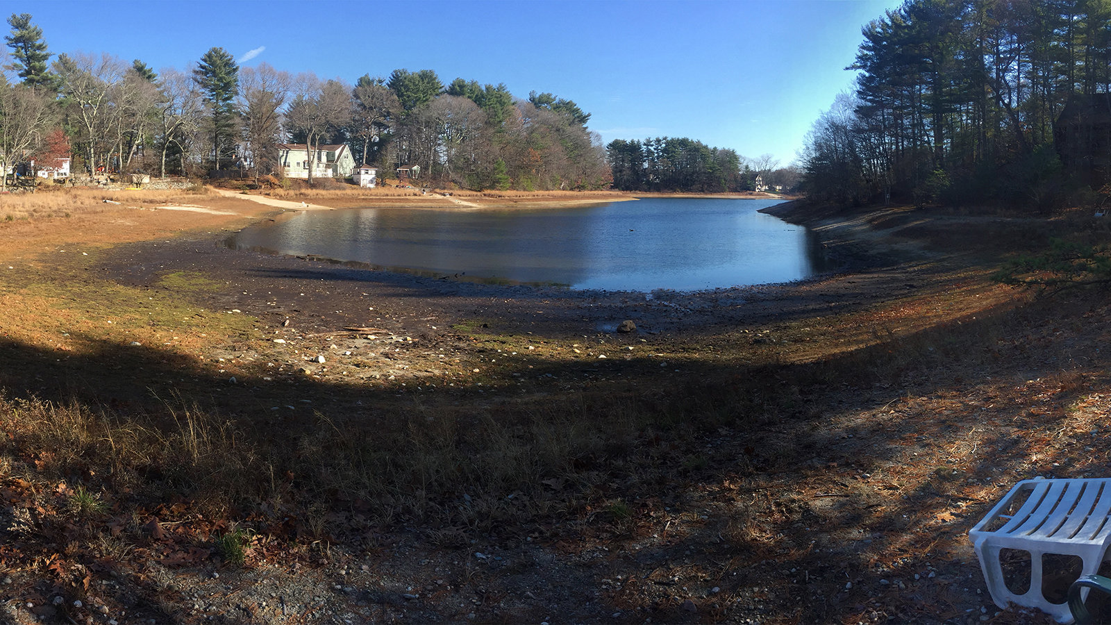 Petition Town Of Norfolk Stop The Draining Of Kingsbury Pond In Norfolk Ma