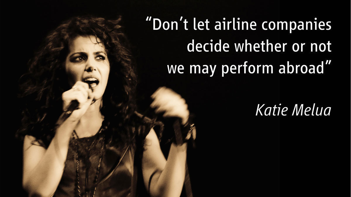 Council of the European Union: Instruments on planes: Musicians call on the EU Council to follow the EU Parliament!