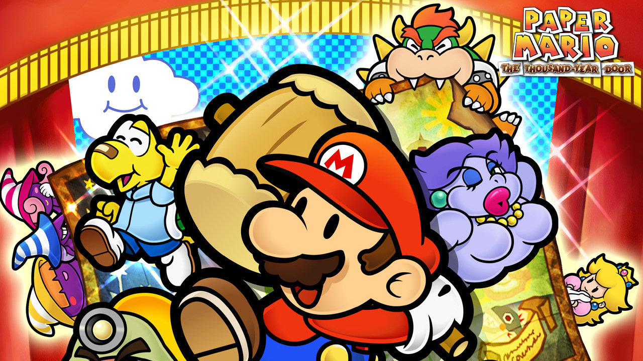 Petition nintendo let 39 s get paper mario the thousand for 1000 year door