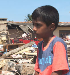 Help Children Cope with Disasters