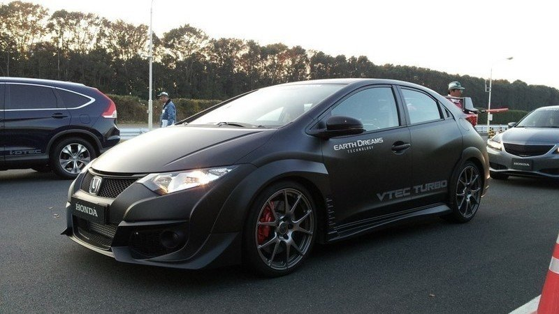 petition bring the 2015 civic type r vtec turbo to north. Black Bedroom Furniture Sets. Home Design Ideas