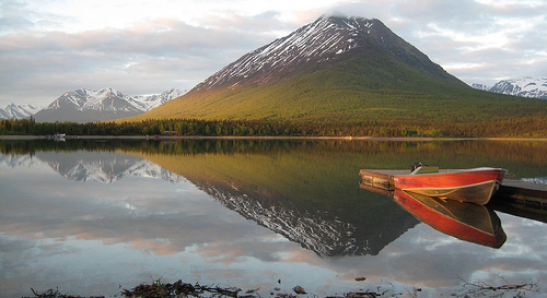 Protect Alaska national parks from industrial mining
