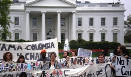 Obama's Colombia Aid Request Falls Short of Promise to Change Policy. Let's Make Some Noise!