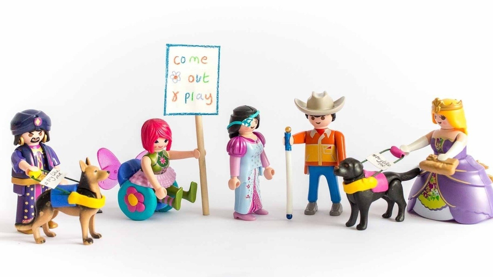 Petition Playmobil Please Make Disability Toys And Help