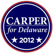 Tom Carper for Delaware