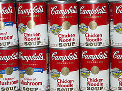 Contact and Thank Campbell Soup Co. for Its Gay-Supportive Stance