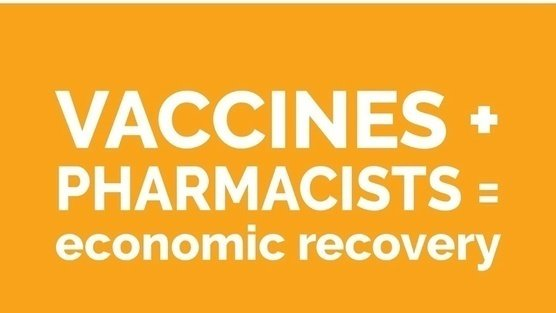 Recognize pharmacists as health care providers!!!
