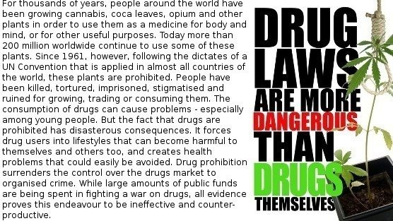 a description of prohibiting drugs that we can control We can all learn from mistakes made prohibition lessons: alcohol, drugs, guns in chicago we can all learn from mistakes made & breaking central bank control.