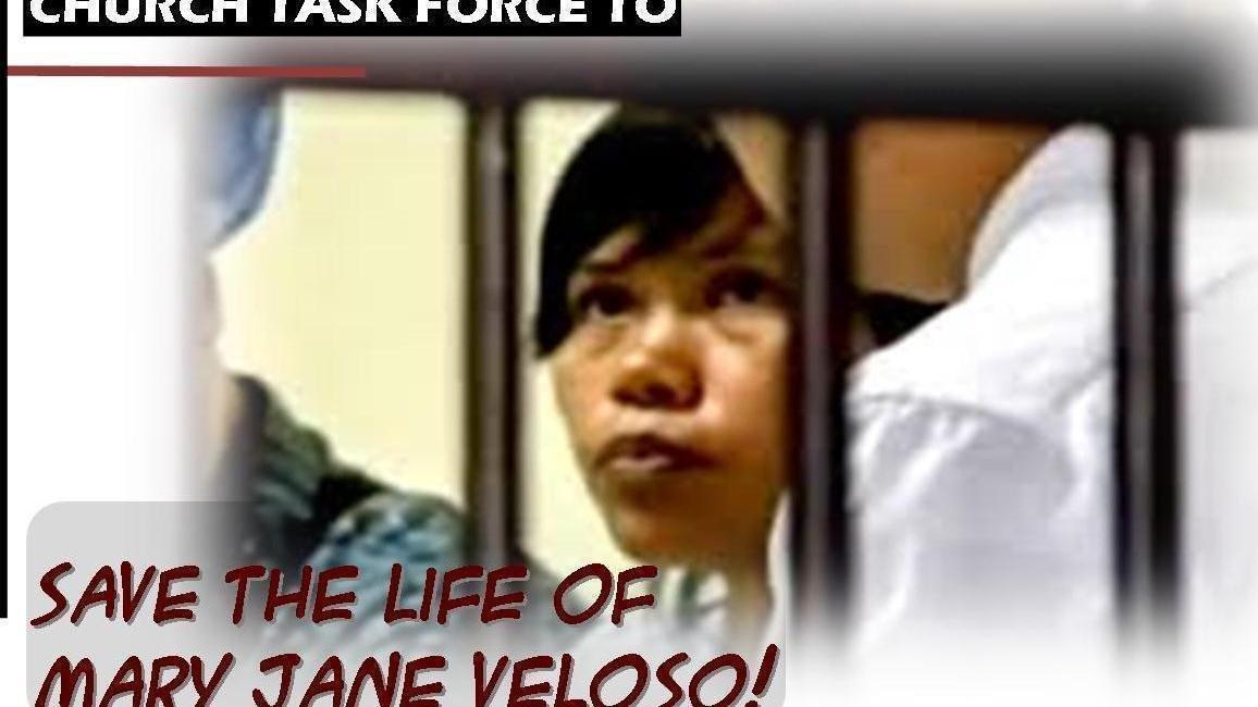 Indonesian Pres. Joko Widodo @jokowi_do2 : Save the Life of human trafficking victim Mary Jane Veloso