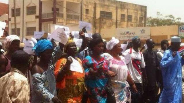 Women Set To End Gambia Tyranny