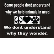 """Animal Advocacy & Education """"Be Their Voice"""""""