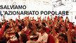 Ministro dell'Economia e delle Finanze - Professor Vittorio Grilli: Salviamo l'azionariato popolare diffuso