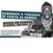 Amig@s, Vecin@s y Familiares de Youssou