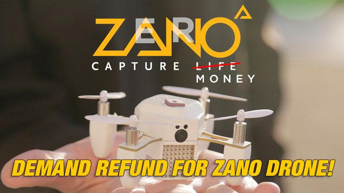 Zano Fraud