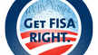 Get FISA Right's Open Letter to President Obama