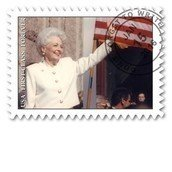 Honor Ann Richards with a US Postage Stamp