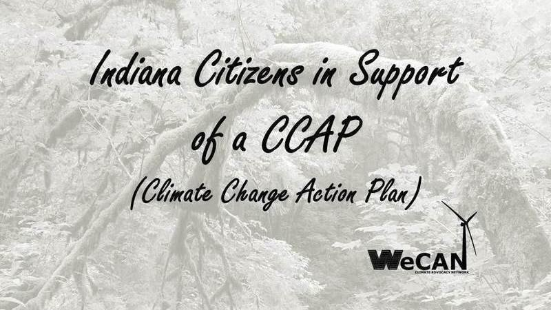 Governor Action Plans Climate Change Action Plan