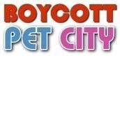 Boycott Pet City