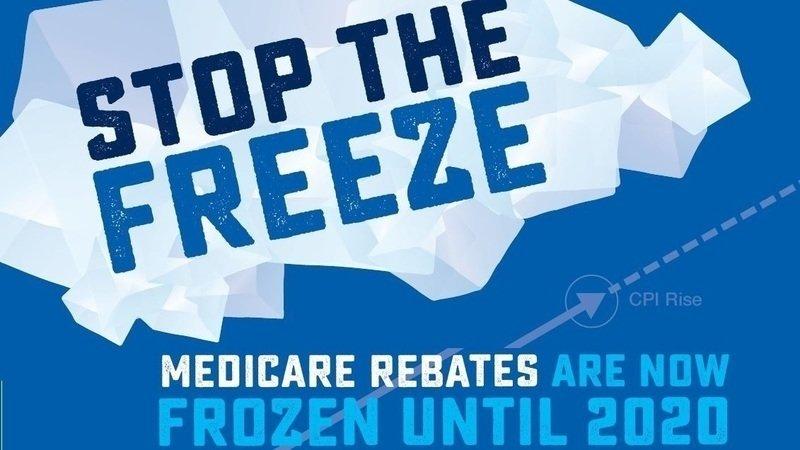 medicare australia how to get rebates
