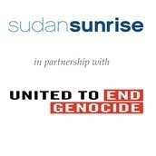 United to End Genocide and Sudan Sunrise