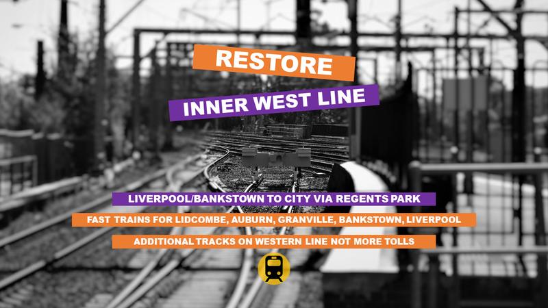 Inner west line
