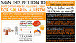 Support a level playing field for solar in Alberta and bring back the 15 cents/kWh credit for solar micro-generators.