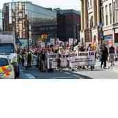 Close Newcastle Animal Laboratory Campaign