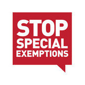 Stop the Special Exemptions Act