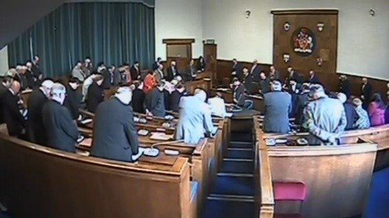 petition abolish prayers at full meetings of carmarthenshire county council. Black Bedroom Furniture Sets. Home Design Ideas