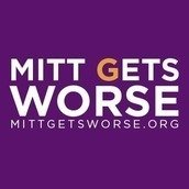 Mitt Gets Worse -- a joint project of Courage Campaign and American Bridge 21st Century