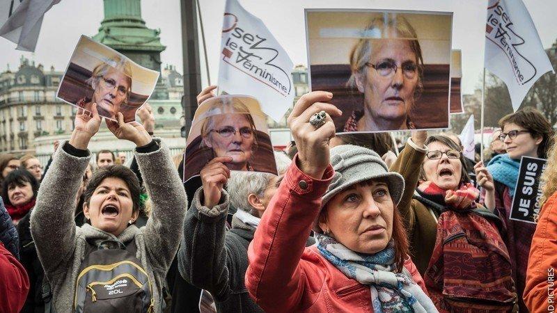 Libération immédiate de Jacqueline Sauvage