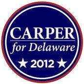 Tom Carper for Delaware
