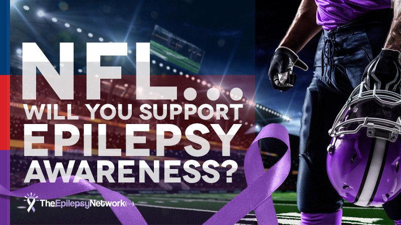 Support Epilepsy Awareness During November