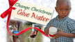 Change Christmas by Giving Water