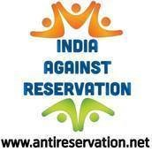 India against Reservation