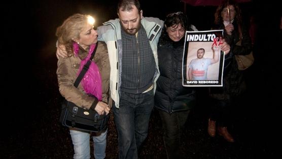 Ministerio de Justicia: Indulto para David Reboredo