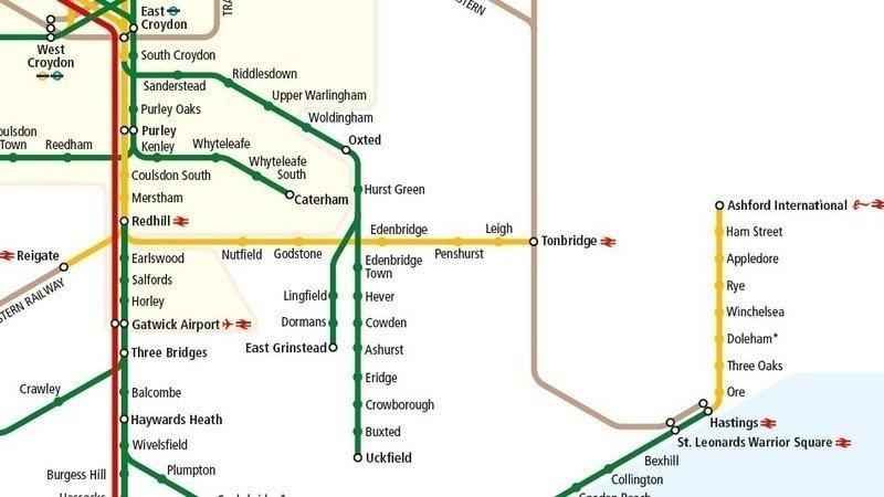 Petition · Govia Thameslink: Reinstate the Tonbridge to